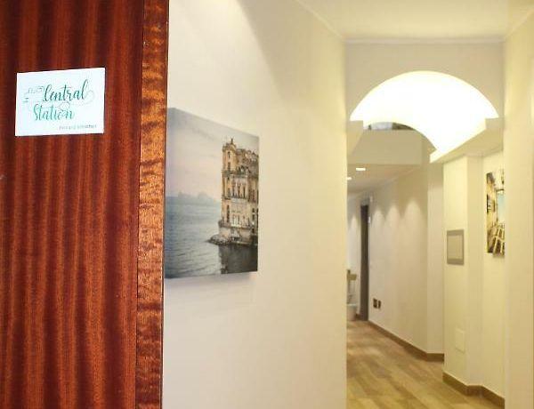 Hotel Central Station Garibaldi Naples